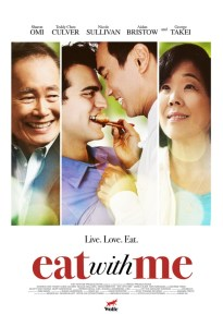 "The cover art for the movie ""Eat With Me."""