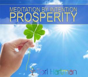 meditation by intention prosperity