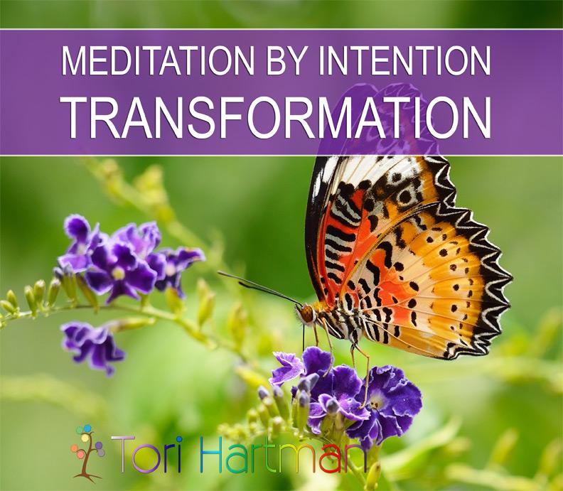 meditation by intention transformation