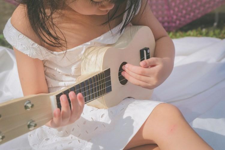 子供のウクレレ教室とレッスン|高島市ウクレレ教室トリイミュージック