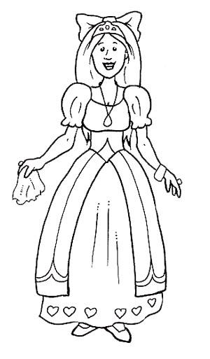 Dama Da Colorare Disegni Per Dipingere Colour And The Tramp Lady