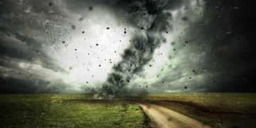 Tempesta Ciara Piemonte