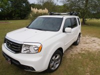 Roof Rail Cross Bars - Page 2 - Honda Pilot - Honda Pilot ...