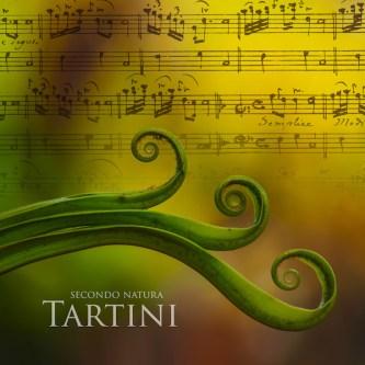 Secondo Natura Violin Sonatas by Tartini Sigurd Imsen, Tormod Dalen, Hans Knut Sveen 2L-112-PABD