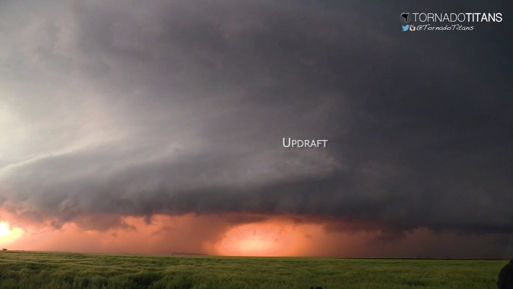 Storm Anatomy – Kansas Supercell 5/21/16