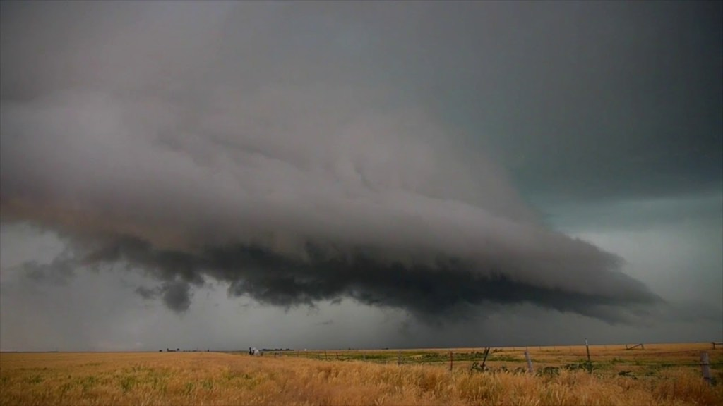 June 12, 2010 Storm Chase Timelapses