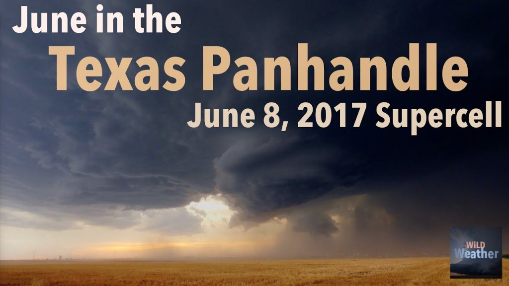 WiLD Weather: Spend your next June in the Texas Panhandle
