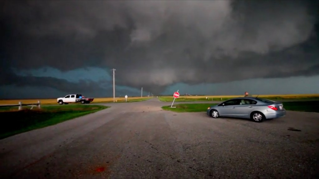 """Behemoth"" – The Story of Chasing the Widest Tornado Ever – May 31, 2013 – El Reno, Oklahoma"