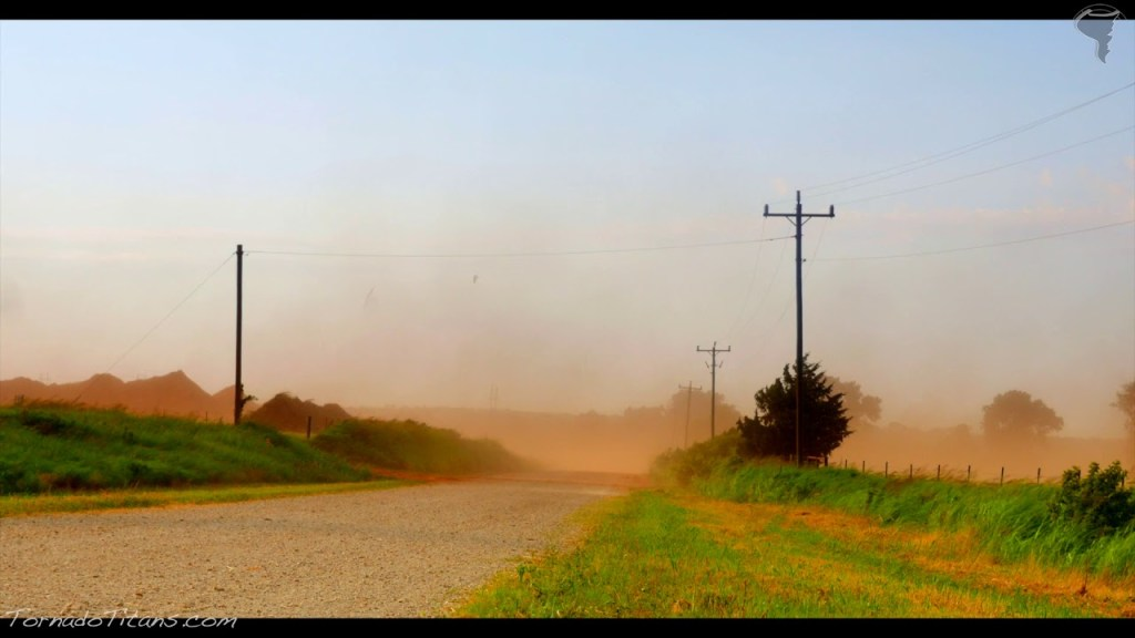 June 29 2015 Storm Chase | Central Oklahoma Summer Severe Storms