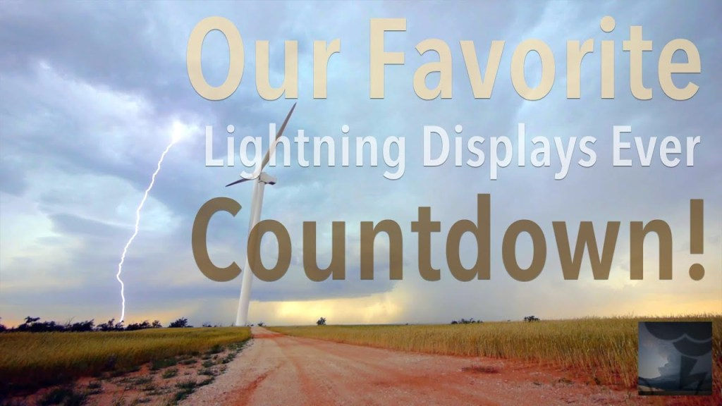 WiLD Weather: Our favorite lightning displays ever countdown!