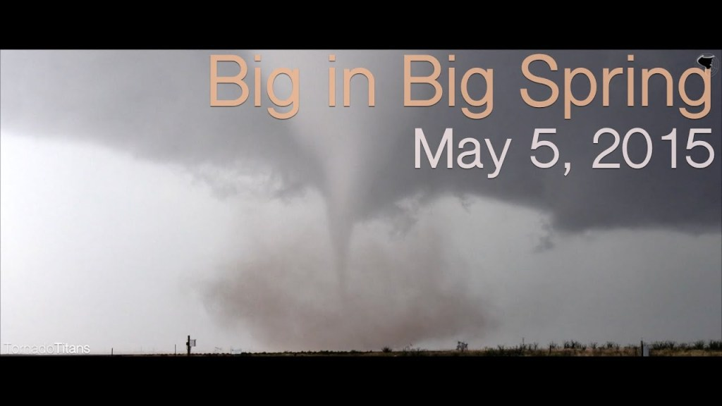 Tornado Titans Season Four: Big in Big Spring (May 5, 2015)