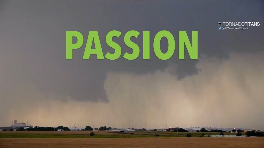 Tornado Titans Season Three: Passion