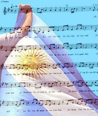 Hoy es el «Día del Himno Nacional Argentino»