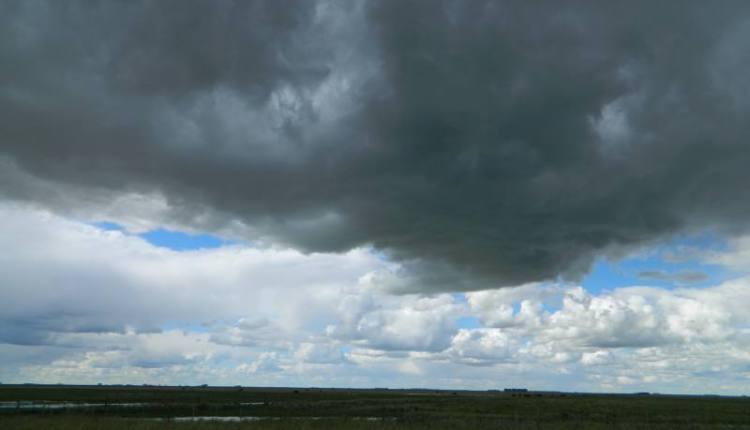 Alerta meteorológico para la zona por tormentas fuertes