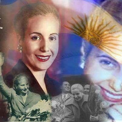 «Evita Eterna» …Escribe el Licenciado Carlos Dana