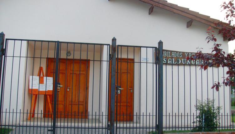 Saldungaray – El Centro de Jubilados y Pensionados recuerda