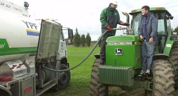 Fuerte malestar en el campo por la nueva suba del gasoil