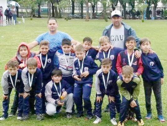 Sierra de la Ventana – Llega un gran encuentro de Escuelitas de Fútbol al C.A.V.