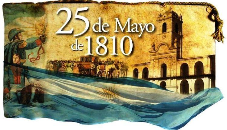 25 de Mayo – Aniversario de la Revolución de Mayo