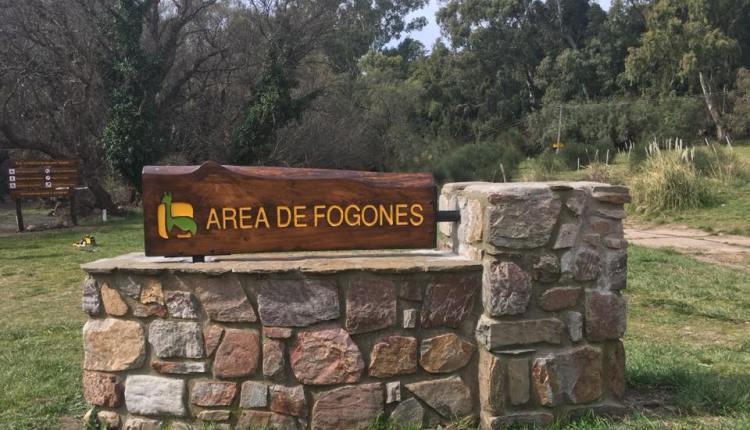 Parque Provincial – Reordenamiento de la zona de fogones (Consejos útiles)