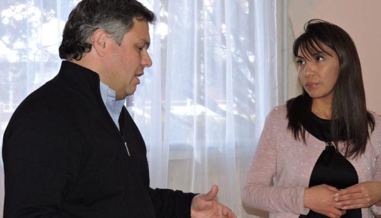 Tornquist – El Ministro de Desarrollo Social; Santiago López Medrano, visitó la ciudad