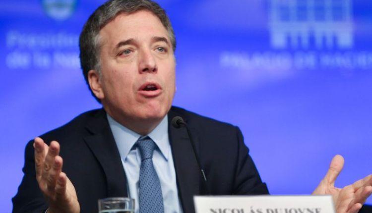 Dujovne presenta en el Congreso el Presupuesto 2019 en línea con lo pactado con el FMI