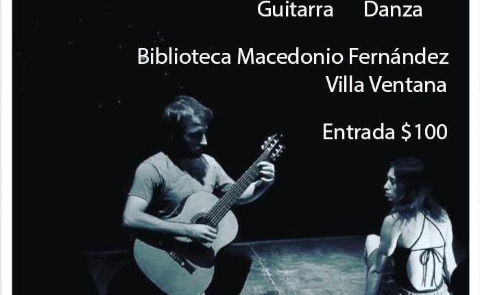 Villa Ventana – Hoy se presenta el dúo Alonso-Hortel