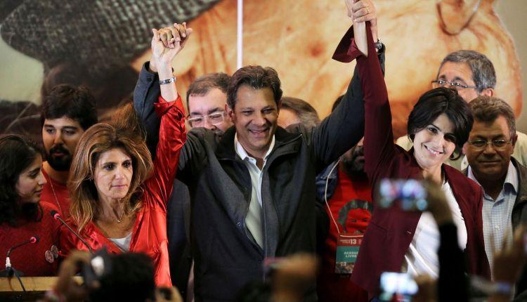Bolsonaro ganó con alrededor del 48 % de los votos y hay segunda vuelta electoral en Brasil