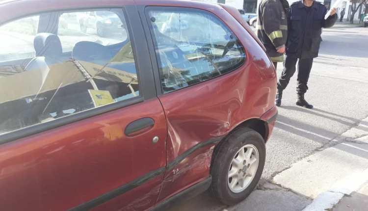 Tornquist – Accidente vehicular sin heridos