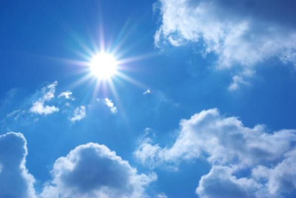 Clima con indicativos de lluvia para el jueves