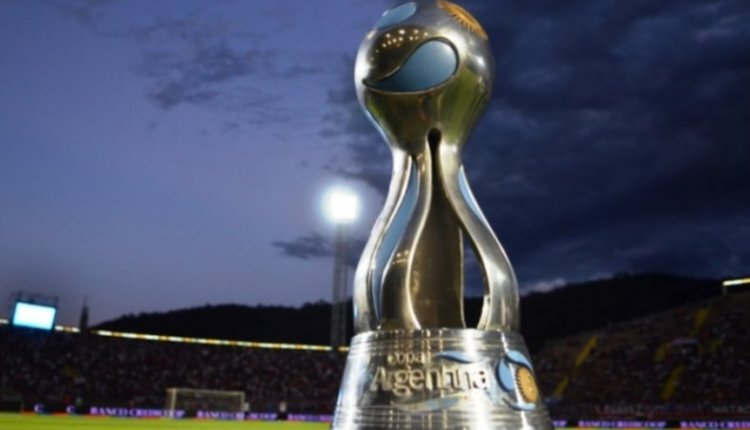 Se confirmaron los días de las semifinales de Copa Argentina