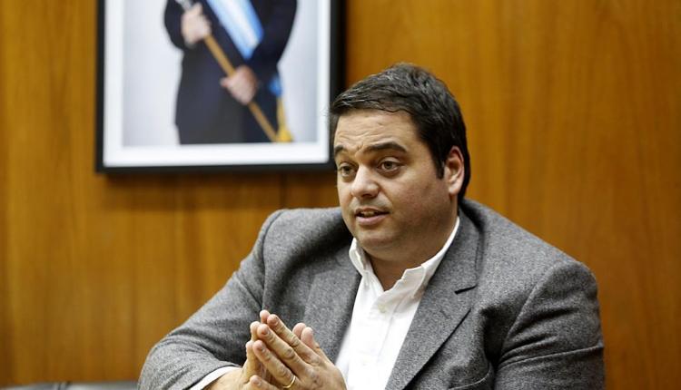 Jorge Triaca acaba de renunciar a la cartera de Trabajo
