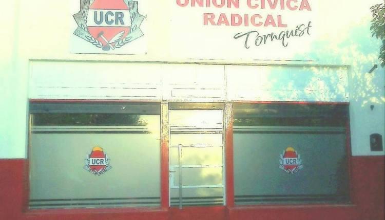 Tornquist – Invitación de la Unión Cívica Radical