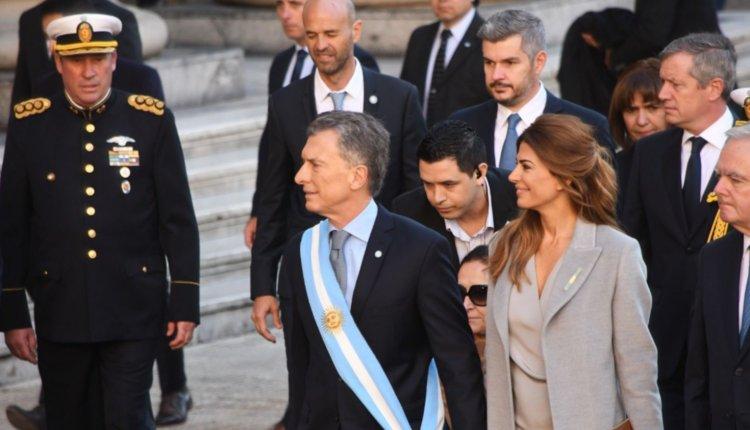 Frente a Macri, el arzobispo porteño pide un «gran pacto nacional»