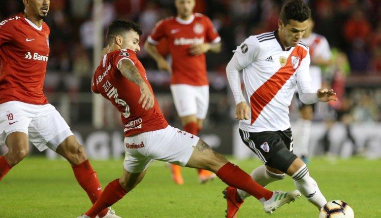 Copa Libertadores – Con un gol sobre el final, River empató 2-2 con Internacional