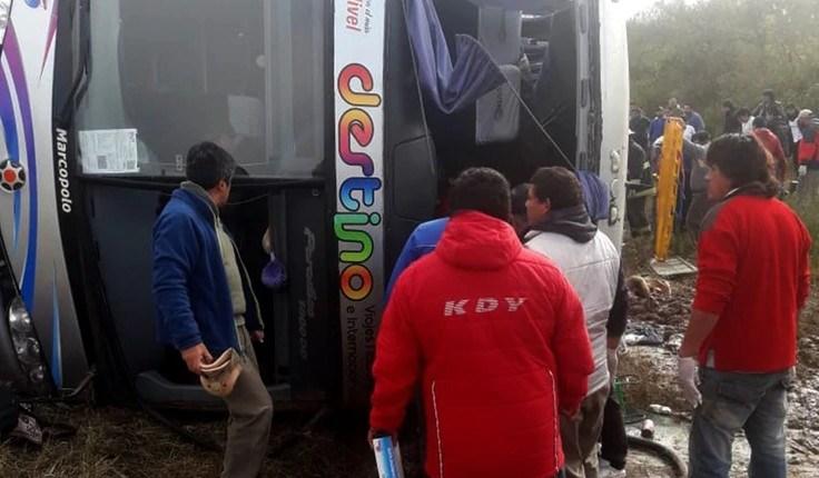 Tragedia en Tucumán – Al menos 15 muertos y más de 40 heridos
