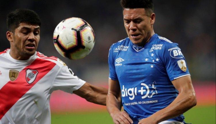 River eliminó a Cruzeiro por penales y se clasificó a los cuartos de final