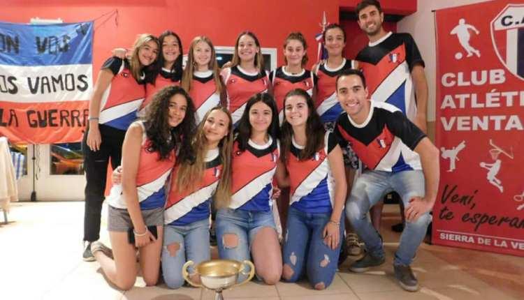 Sierra de la Ventana – El tricolor cerró un exitoso 2019 en Hockey Femenino