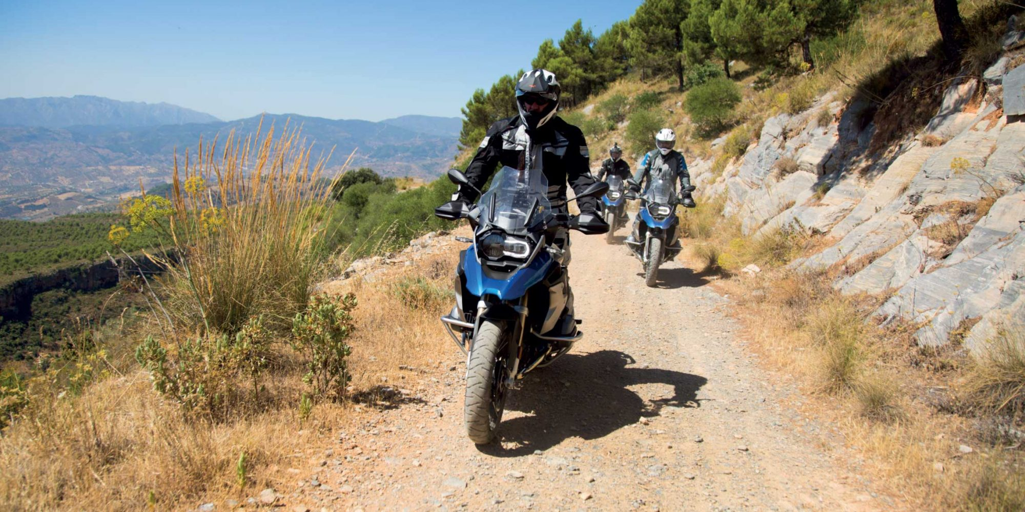 BMW Adventure Bike Tour Spain