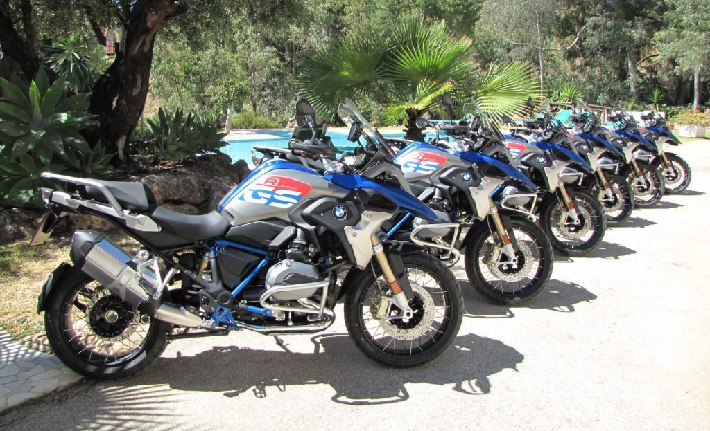 BMW GS 1200R Adventure Holiday Tours in Spain, Portugal and Morocco