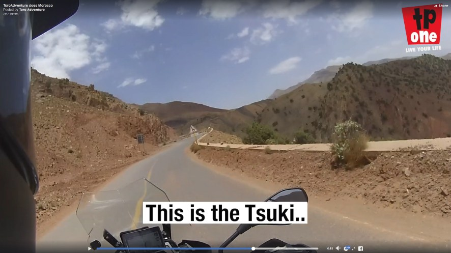 Teapot One reviews Toro Adventure BMW R1200GS tours in Morocco