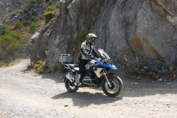BMW R1200 GS Hire