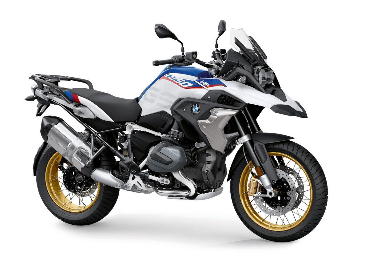 Come and test ride the new 2019 BWM R1250GS HP