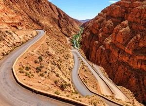 Ride the best roads Morocco has to offer