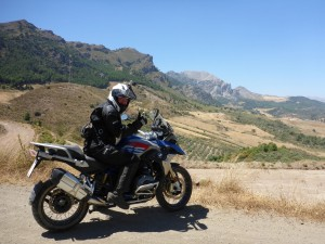 Guided Motorcycle Tours in Spain