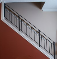 Metal Staircase Grills Pics