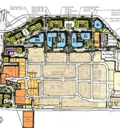 plan showing option one of the development proposal for yorkdale block showing retail hotel [ 3400 x 2200 Pixel ]