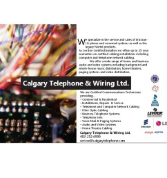 more about calgary telephone wiring ltd  [ 1056 x 792 Pixel ]