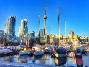 Toronto Waterfront View