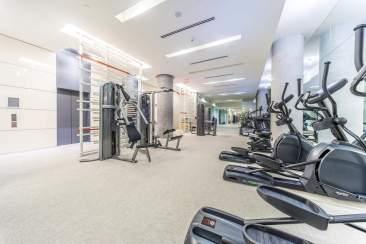 Karma Condos Gym